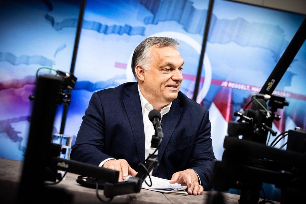 """Orbán: """"Es kann sein, dass die Deutschen die LMBTQ-Aktivisten in ihre Schulen lassen, ich will das aber nicht"""" post's picture"""