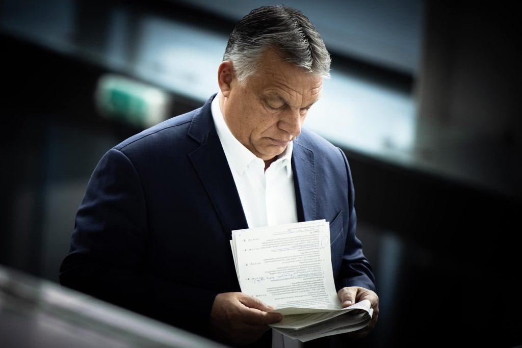 Orbán: Brüssel will, dass Ungarn LGBTQ-Aktivisten in Schulen und Kindergärten erlaubt post's picture