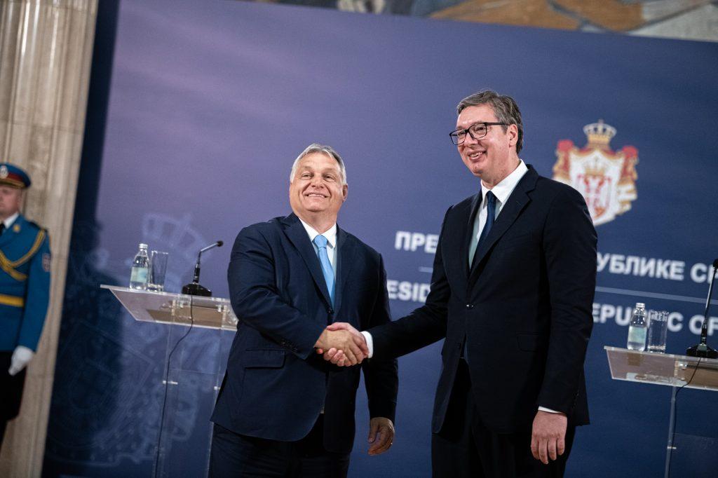 Orbán: Ungarn und Serbien können sich aufeinander verlassen post's picture