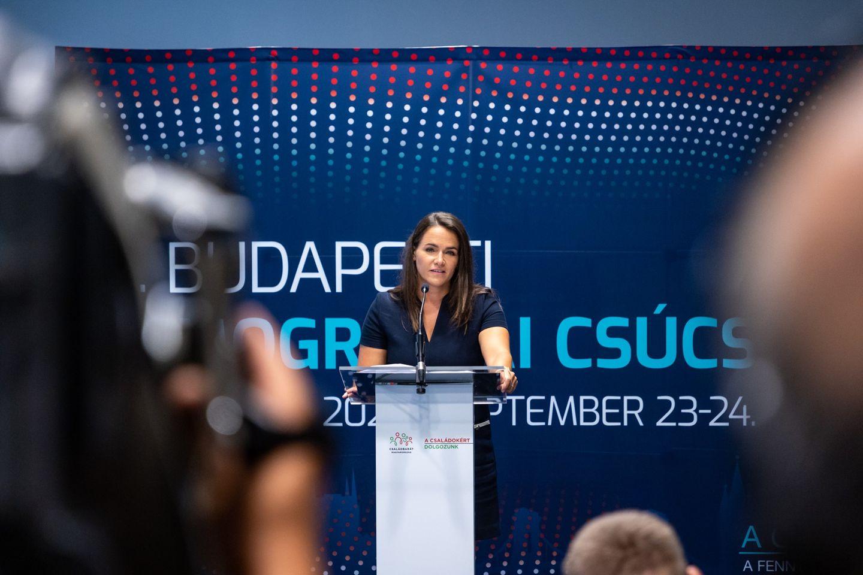 Demografie-Gipfel in Budapest findet im September statt