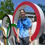 Tokio: Ungarische Studentin ist eine von nur zwei ausländischen Freiwilligen