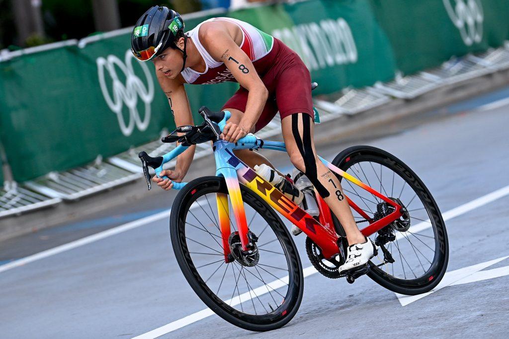 Bence Bicsák holt Ungarns beste Leistung im Triathlon bei Olympischen Spielen post's picture