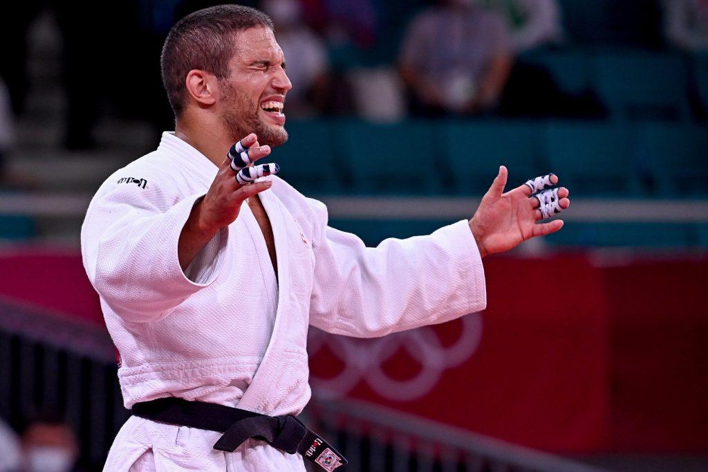 Tokio 2020: Judoka Krisztián Tóth gewinnt Bronzemedialle!
