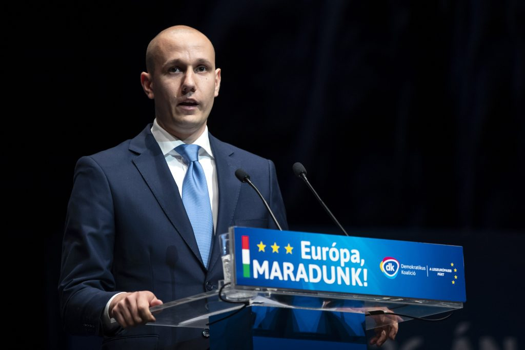 DK wirft Fidesz vor, die EU verlassen zu wollen post's picture