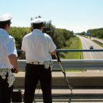 Ungarische Polizei belohnt Fahrer, die sich an das Tempolimit halten
