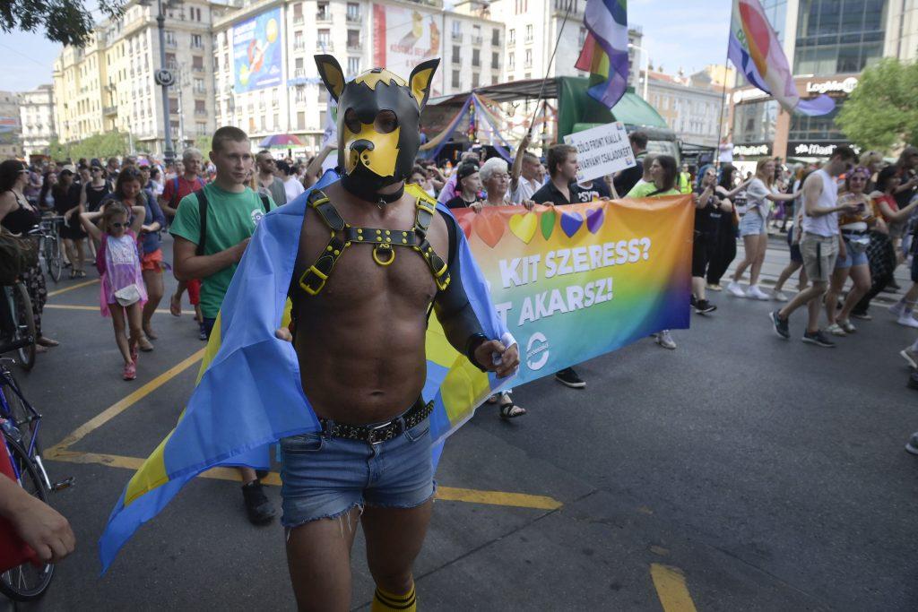 Budapost – Budapest Pride: ein Aufmarsch der Opposition post's picture