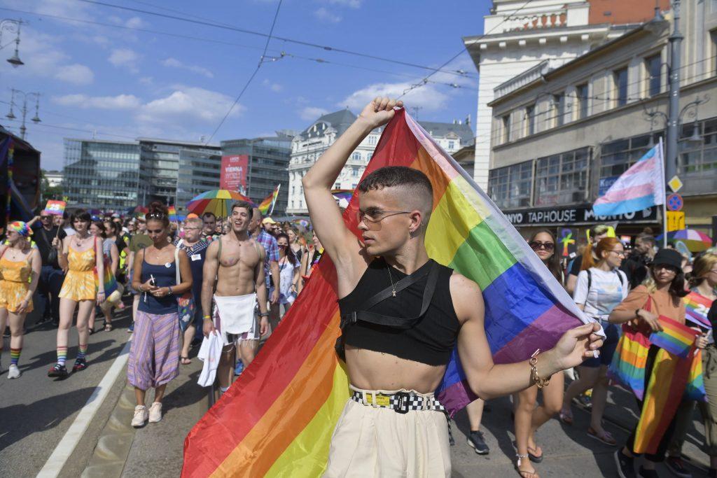 """OB Karácsony bei Budapester Pride: """"Ungarn soll erneut ein stolzes und freies Land sein"""" post's picture"""