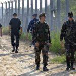 Migranten attackierten ungarische Soldaten an der Grenze