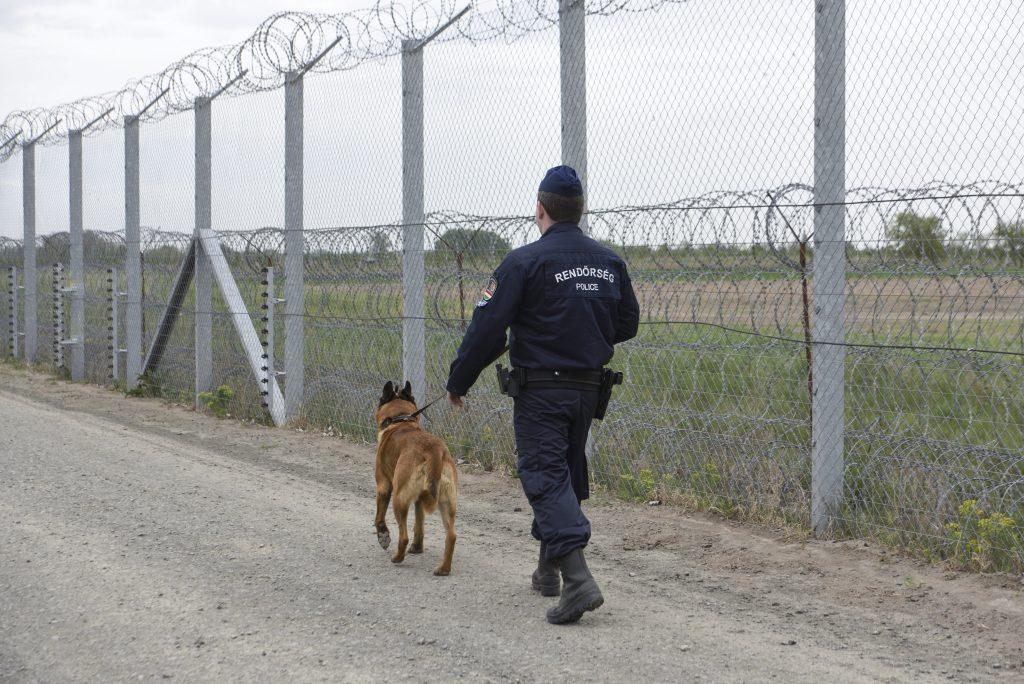 Ungarische Polizeieinheiten nach Nordmazedonien, Serbien und Slowenien geschickt post's picture