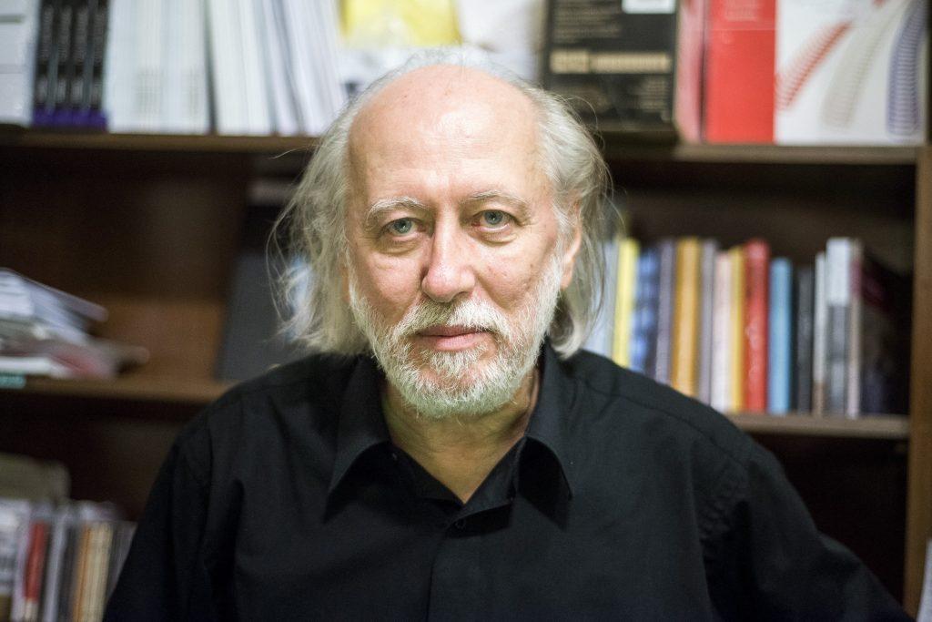 Schriftsteller László Krasznahorkai erhält Österreichischen Staatspreis