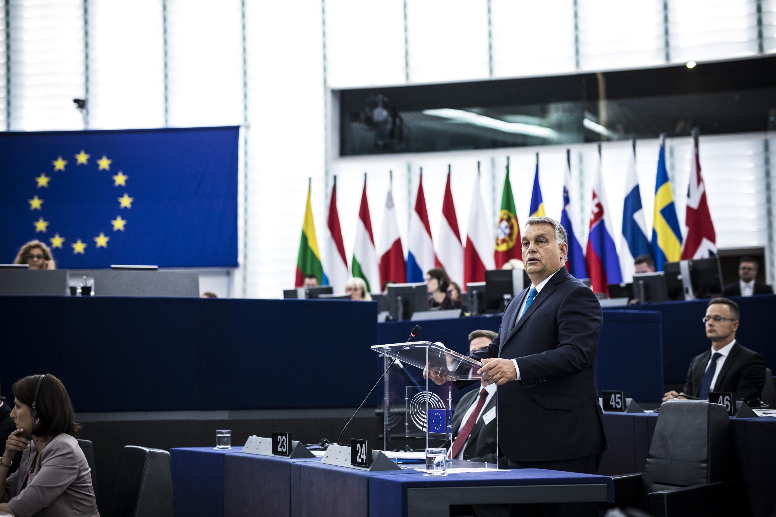 Anti-Pädophilen/Homosexuellen-Gesetz: Debatte im Europäischen Parlament