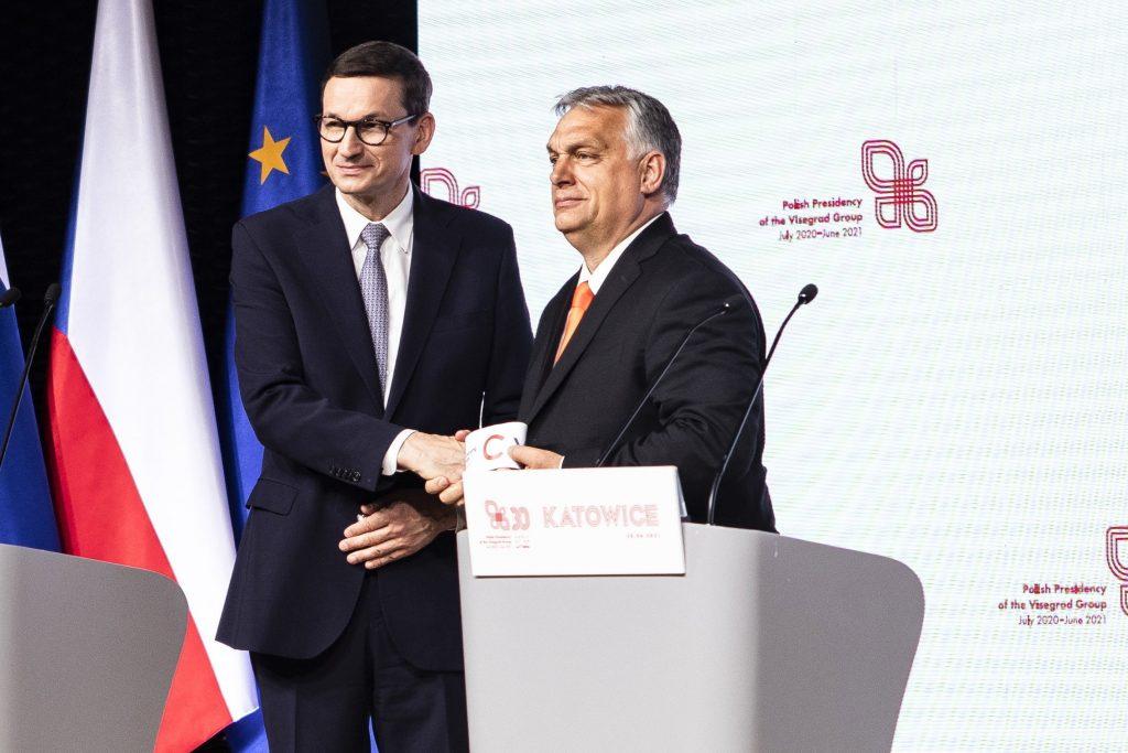 Budapost: Ungarn übernimmt Präsidentschaft der Visegrád-Vier post's picture