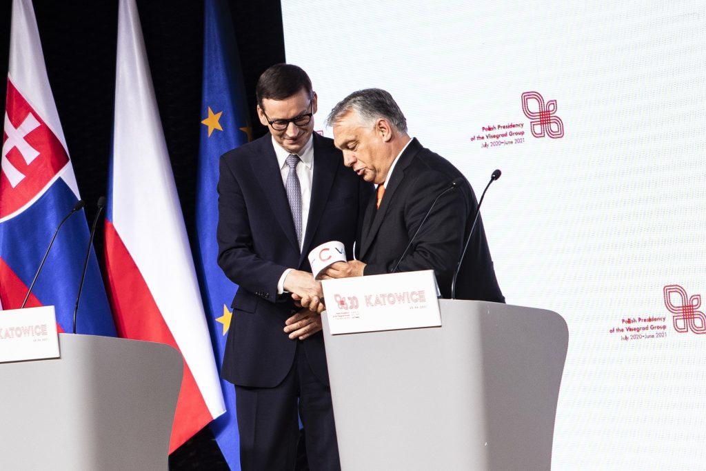 Ungarn übernimmt die Präsidentschaft der Visegrád-Gruppe post's picture