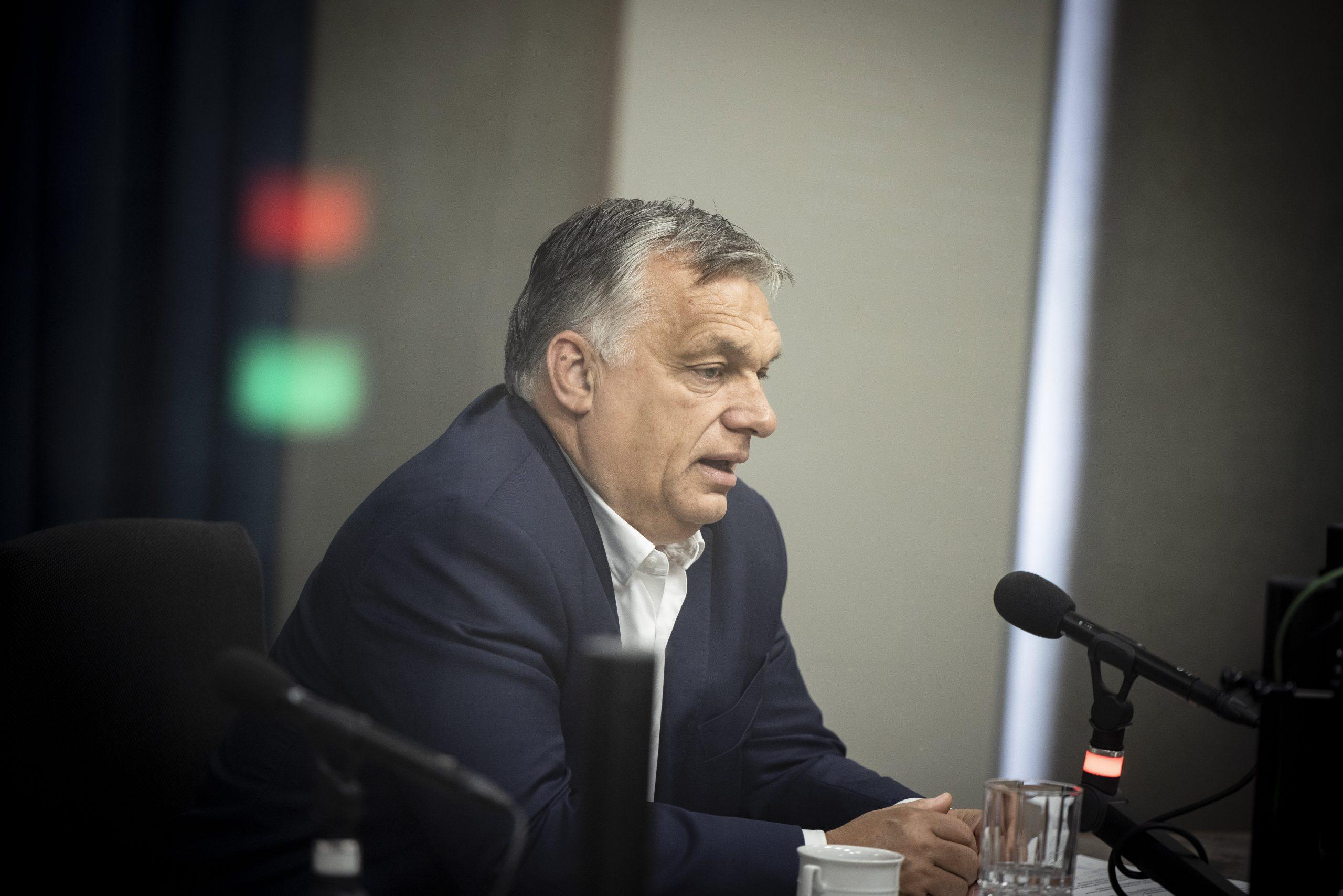 Orbán: Ein jeder soll eine andere Person zur Impfung bringen!