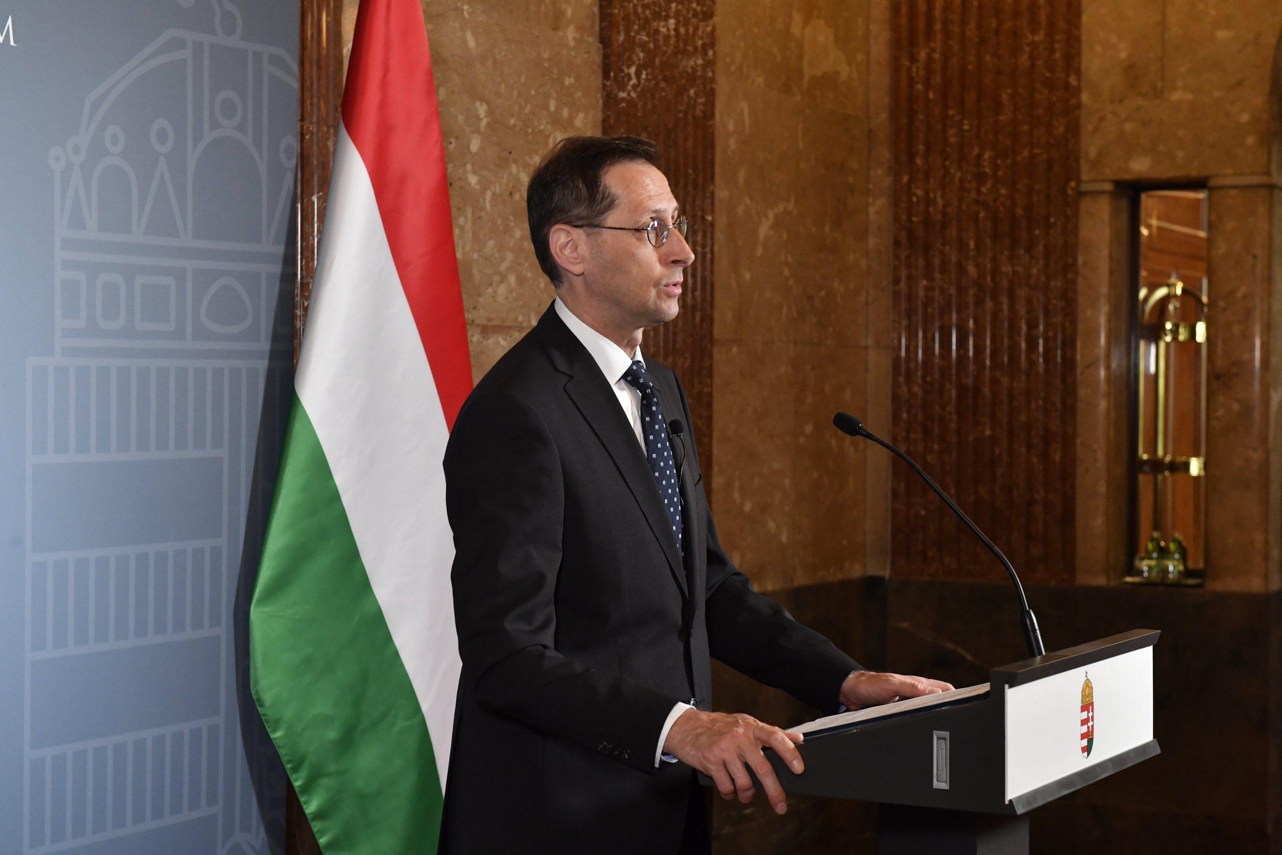 """Finanzminister: Brüssel """"konnte den Erfolg der ungarischen Wirtschaft nicht vereiteln"""""""