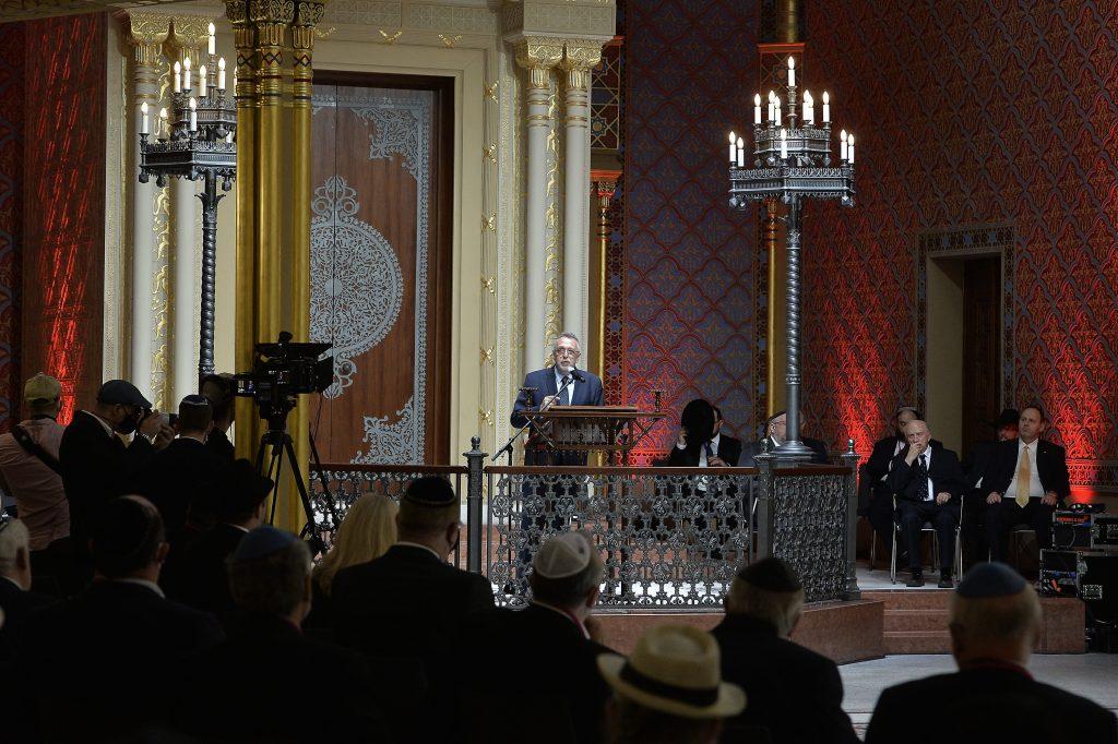 Jüdische Organisation Mazsihisz: Ungarn sollte mehr gegen Antisemitismus tun post's picture
