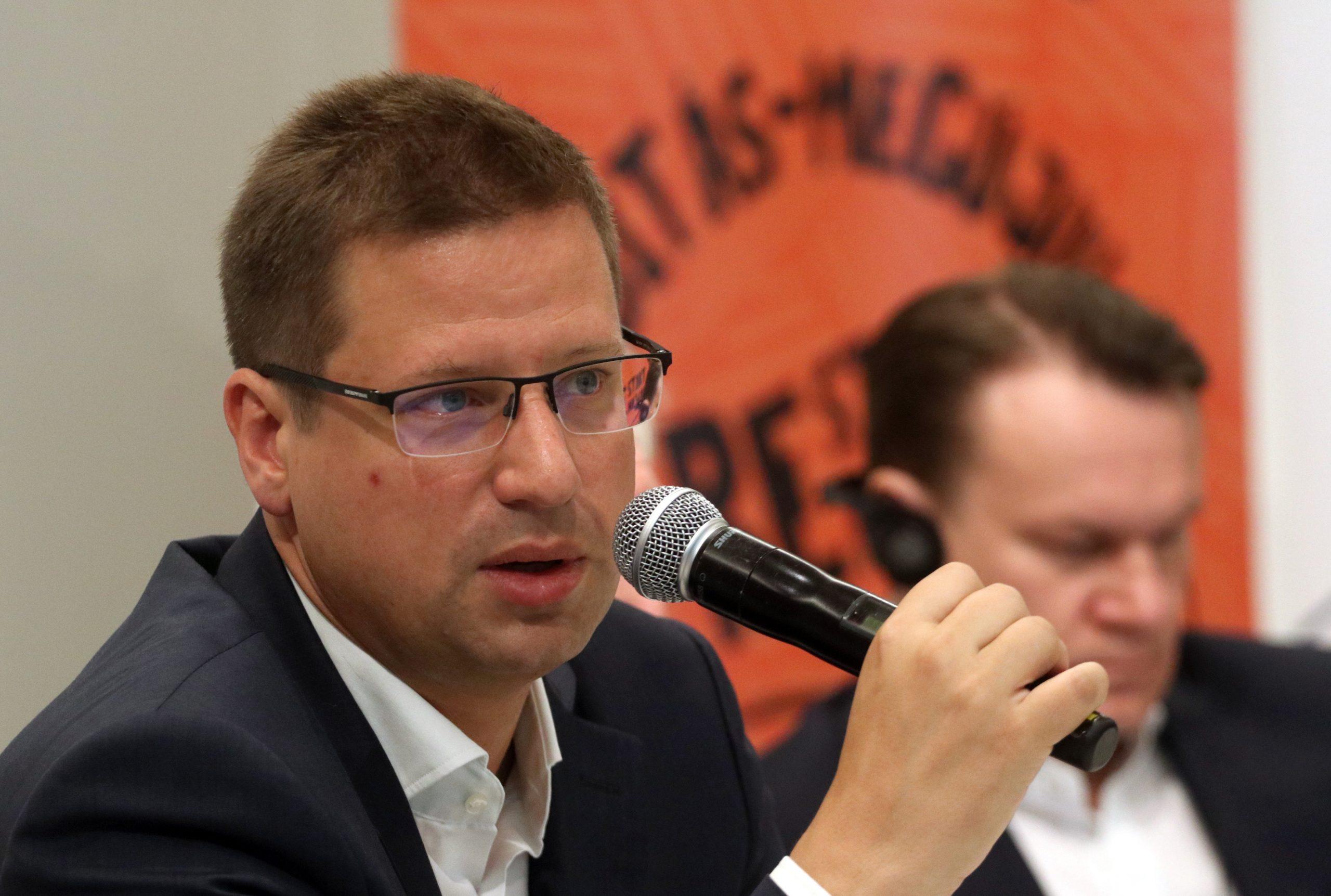 Kanzleramtsminister Gulyás: