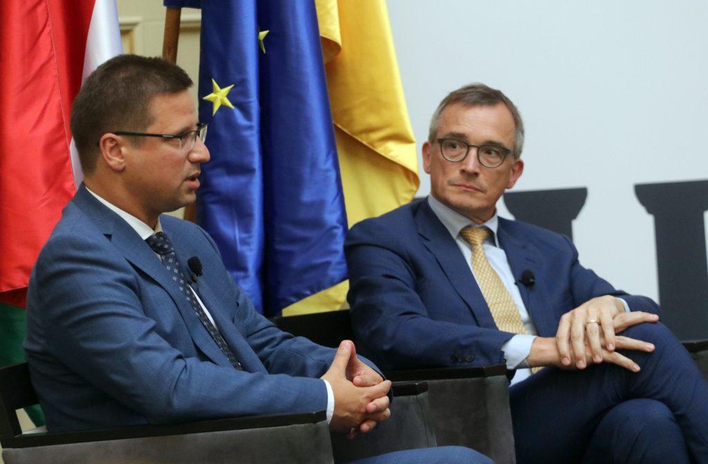 """""""Ungarischer Konservativismus besteht aus Nation, Familie und Arbeit"""" post's picture"""