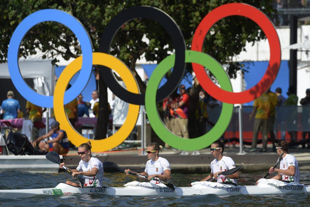 TOKIO 2020: Ungarisches Kanuteam debütiert für die Olympischen Spiele in Tokio post's picture