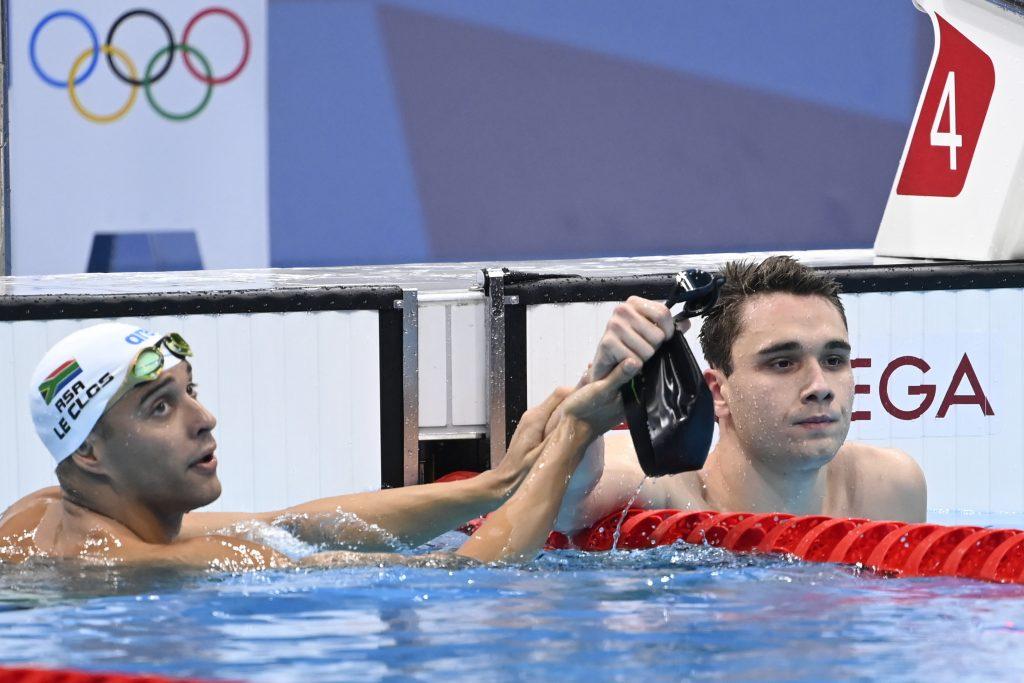 Milák wird Meme-Star nach zurückhaltender Reaktion auf Olympia-Gold post's picture