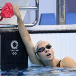 Olympia am Donnerstag: Boglárka Kapás im 200m Schmetterling vierte