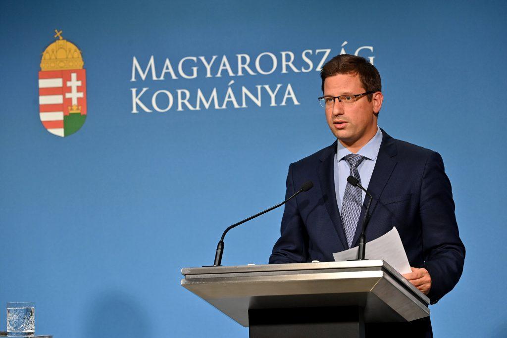 """Kanzleramtsminister: """"Ungarn engagiert sich für den Kinderschutz"""" post's picture"""