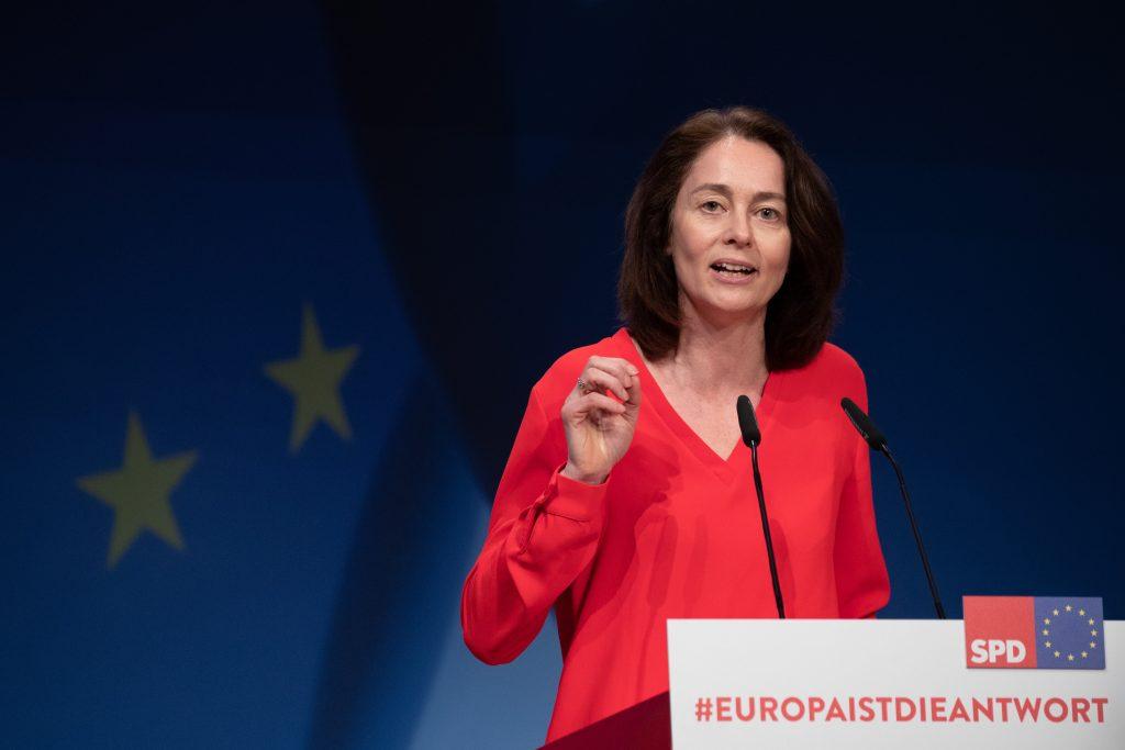 Katarina Barley fordert Streichung der EU-Gelder für Ungarn post's picture