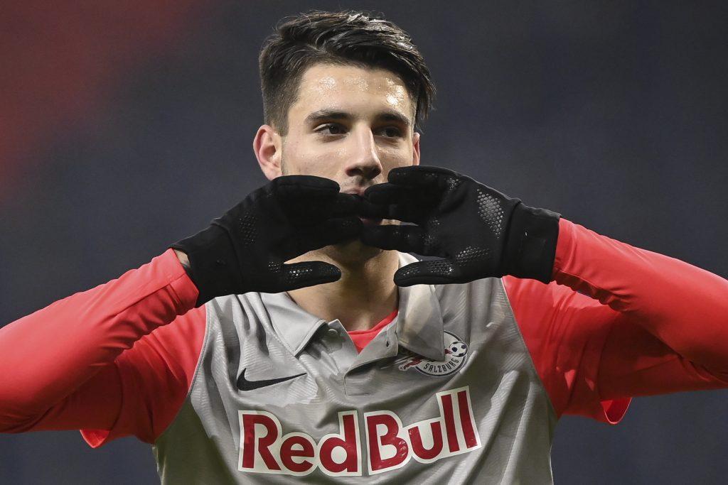 Szoboszlai will trotz seines jungen Alters Führungsspieler bei RB Leipzig sein post's picture