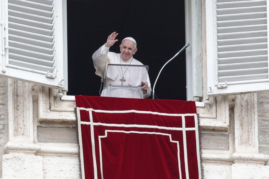 Papst Franziskus sprach über seine Ungarn-Reise post's picture