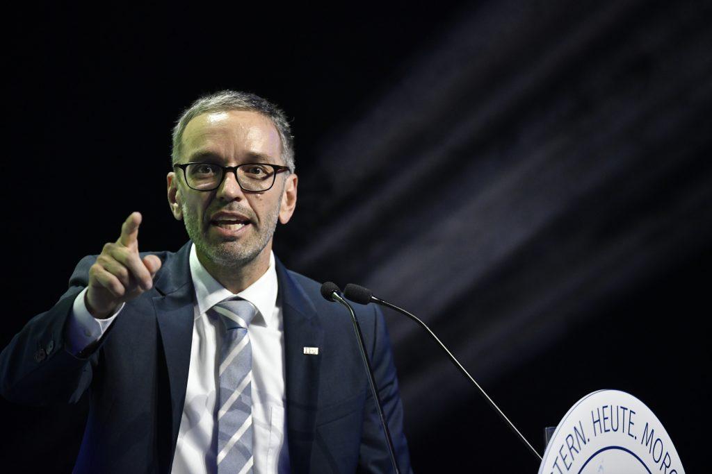 Österreichs FPÖ-Chef Kickl begrüßt Ungarns Bekenntnis zur Durchsetzung seiner Interessen post's picture