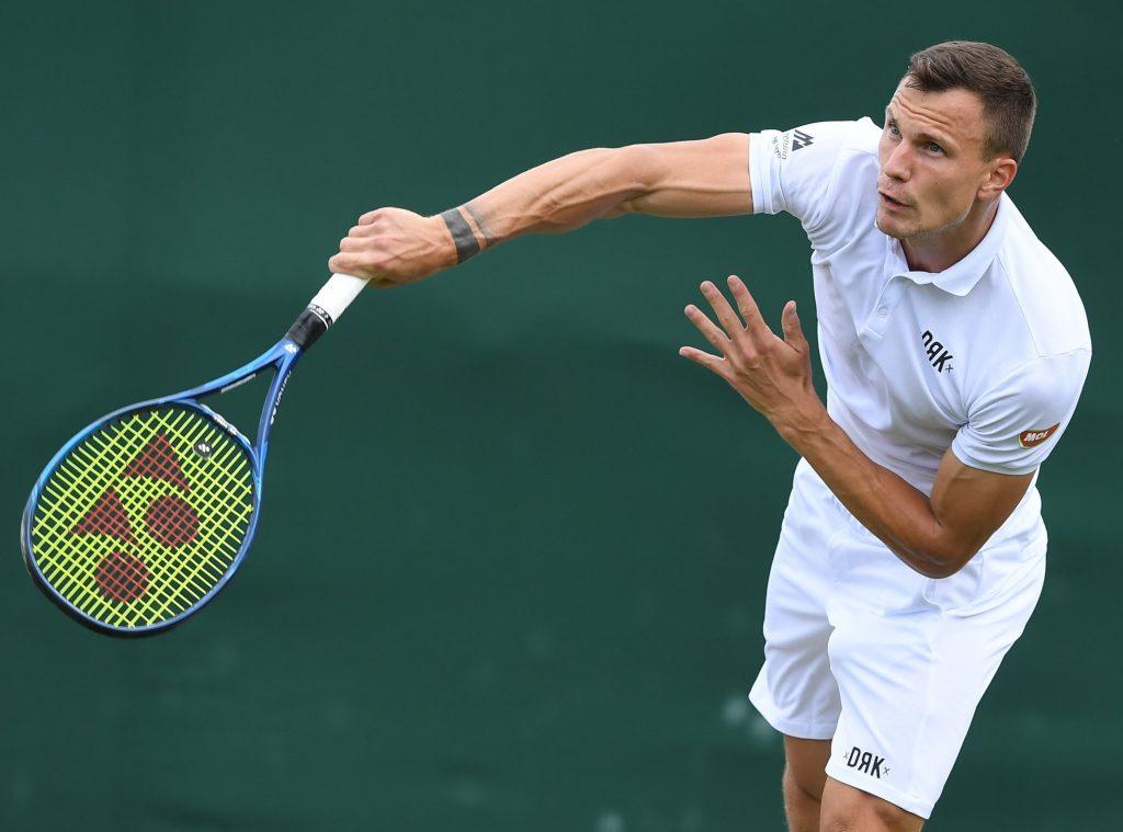 Wimbledon: Fucsovics zum ersten Mal unter den besten 32 post's picture