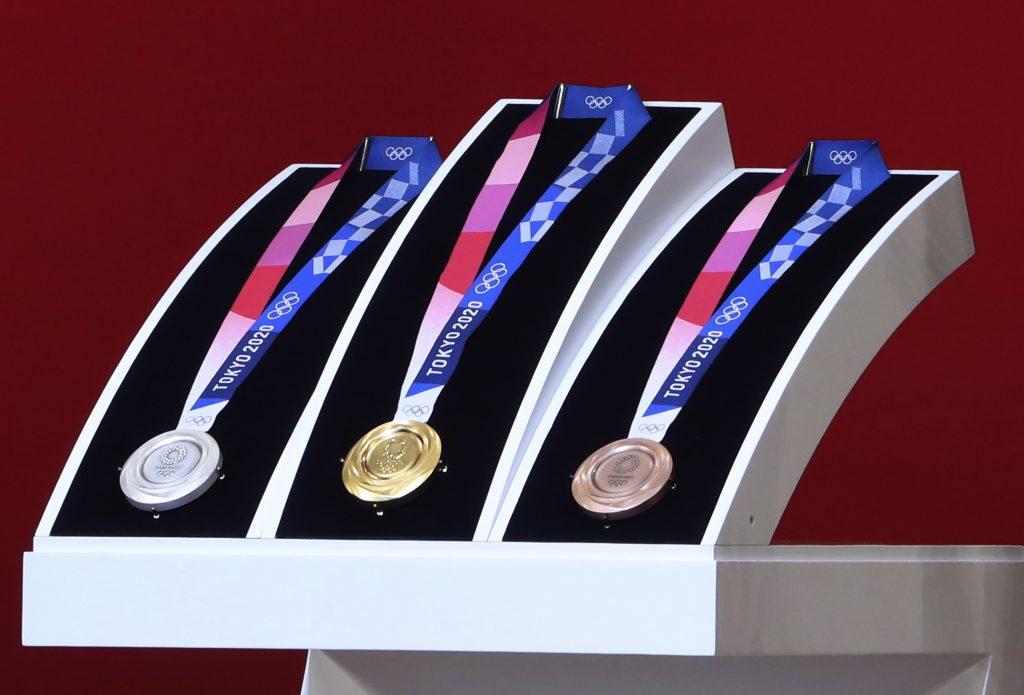 Tokio 2020: Ungarische Goldmedaille ist viermal mehr Geld wert als eine amerikanische post's picture