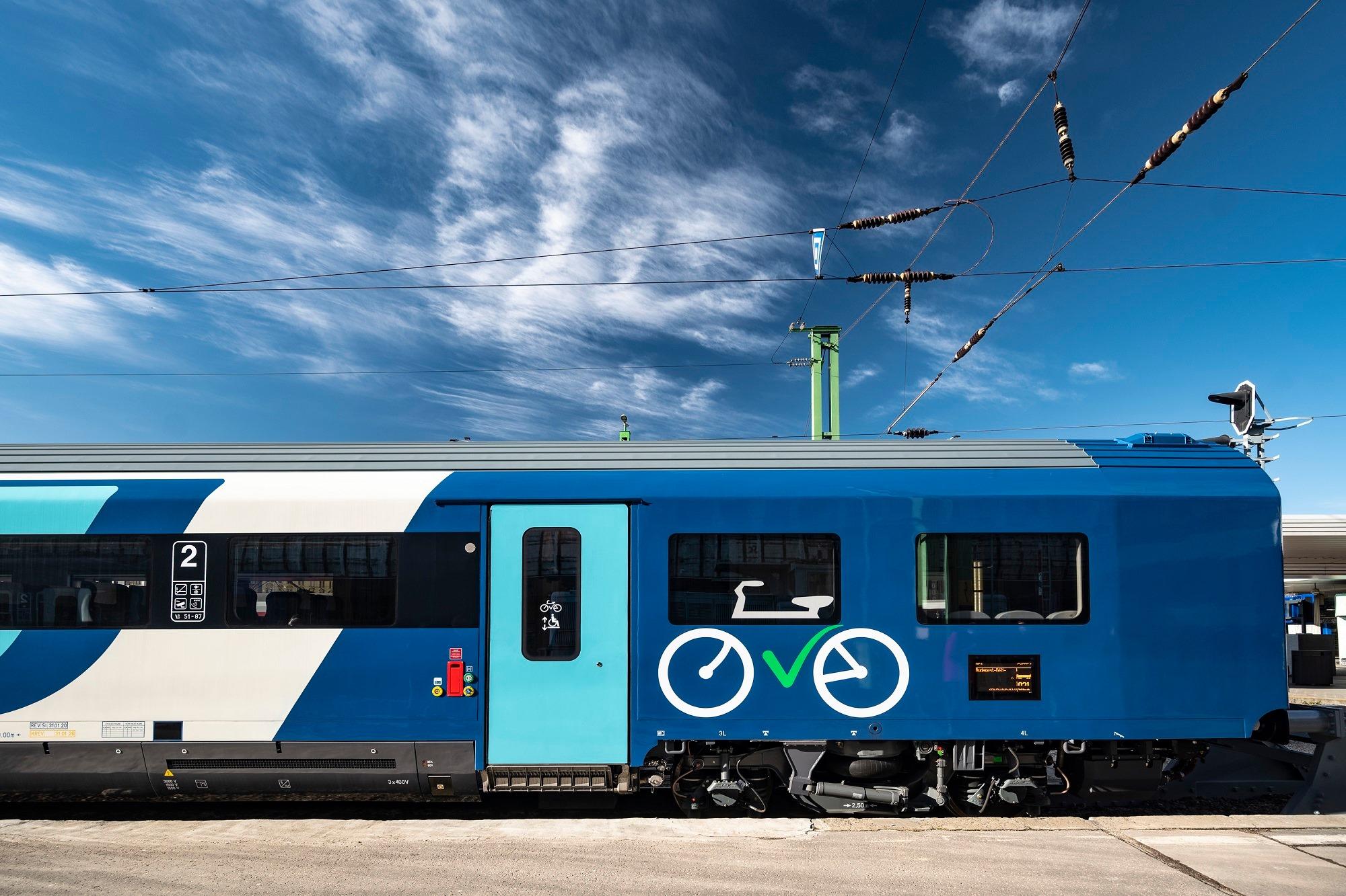 Studie: Ungarische Staatsbahnen (MÁV) fahrradfreundlicher als DB und ÖBB!