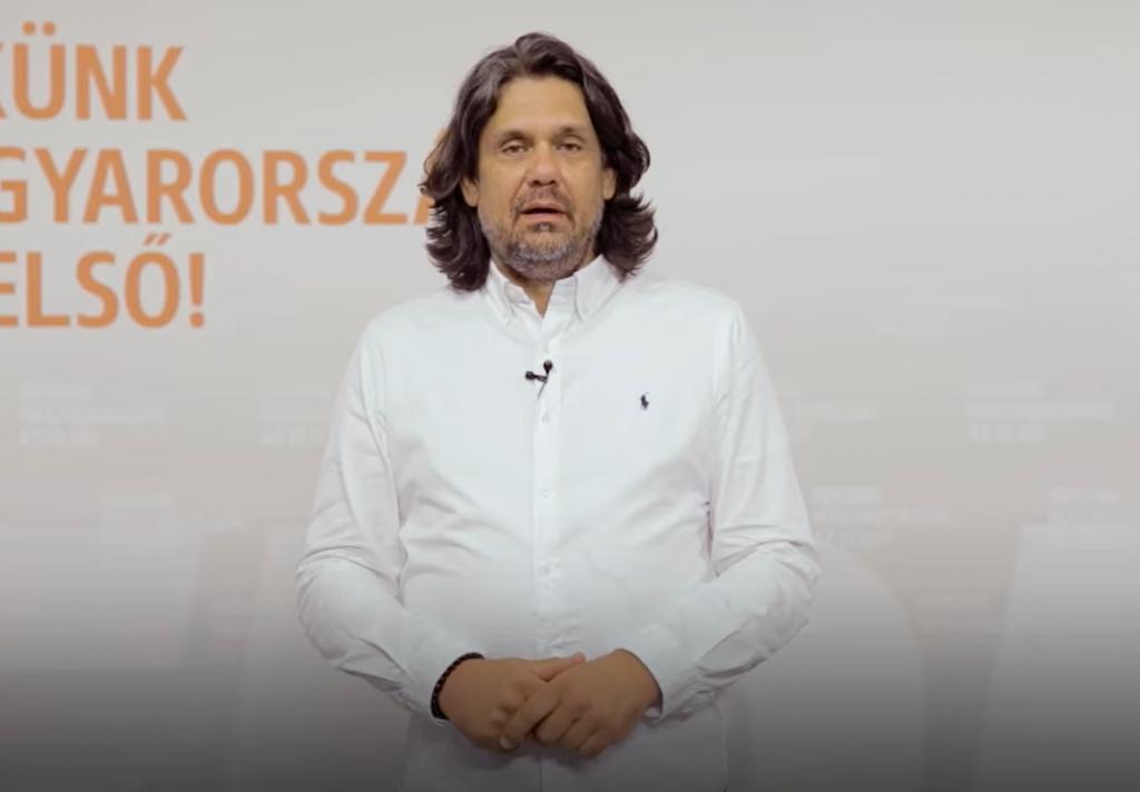 """Fidesz-Abgeordneter Deutsch: """"Wir treten für die ungarischen Interessen ein!"""" post's picture"""