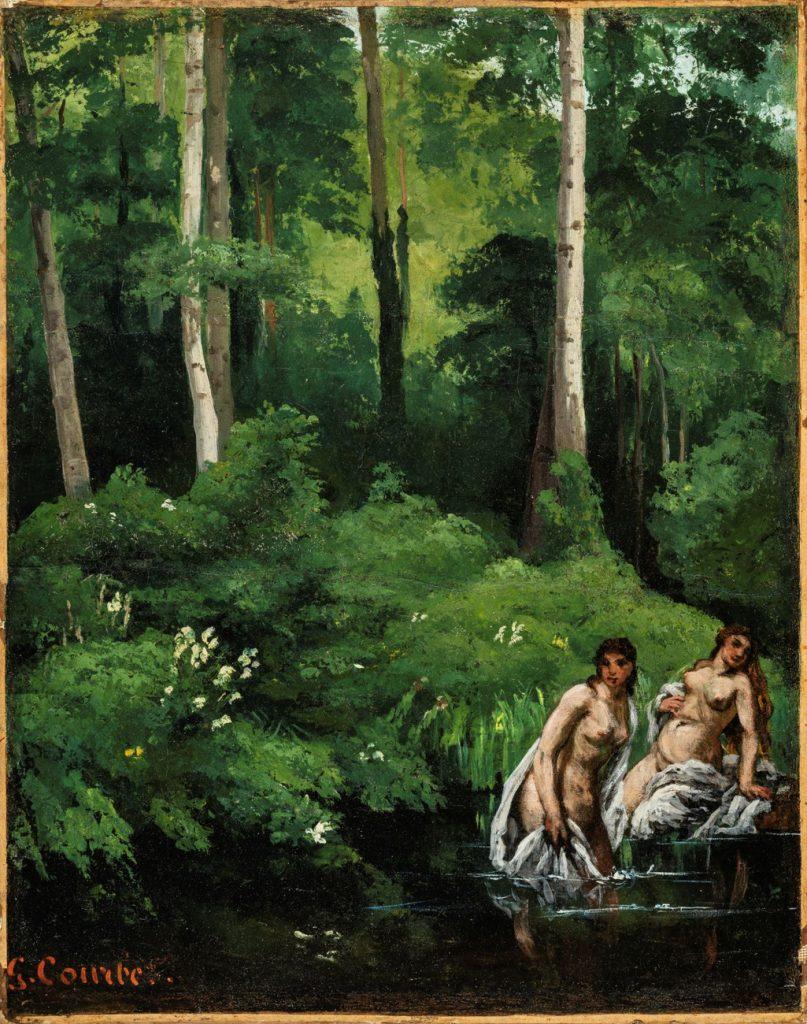 Courbet-Gemälde kehrt nach Budapest zurück post's picture