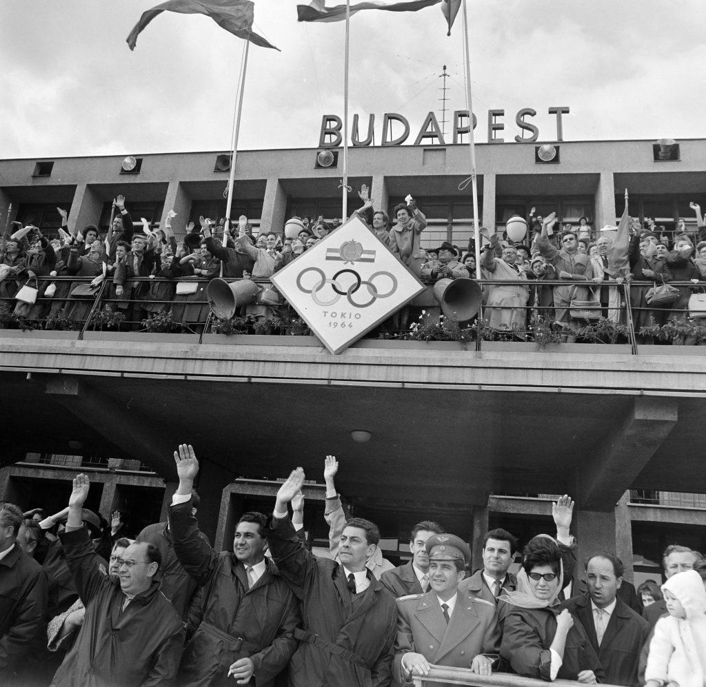 Tokio 1964: Die Ungarn holten 10 Mal Gold bei Olympia post's picture