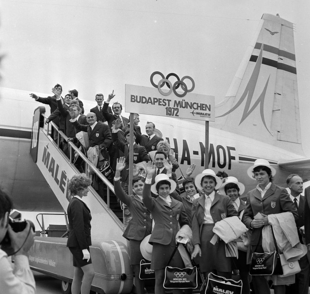 Ungarische Zeitreise zu den Olympischen Spielen bis zu den Anfängen post's picture