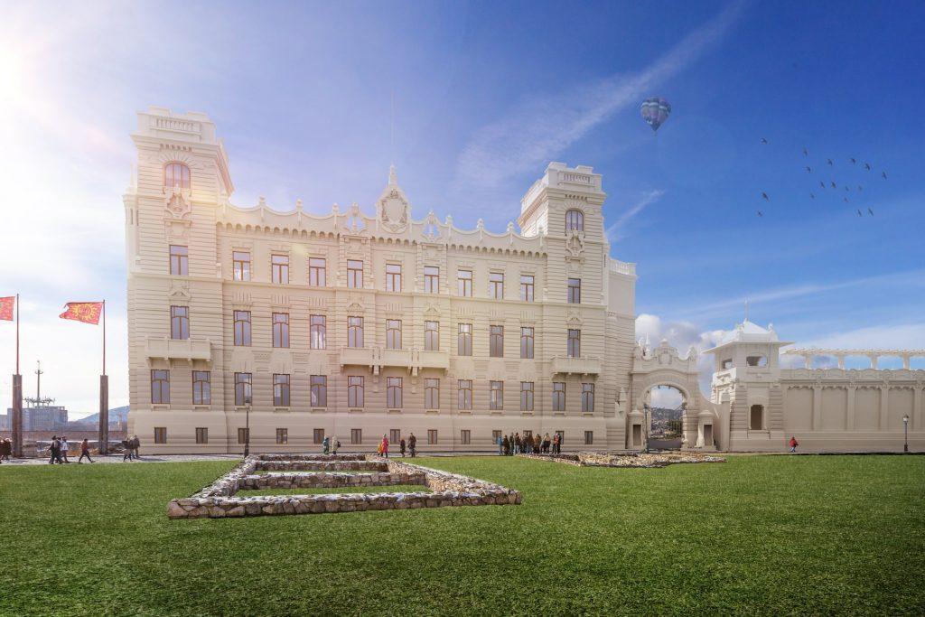 Palais des Erzherzogs Joseph wird originaltreu wiederaufgebaut! – FOTOS!