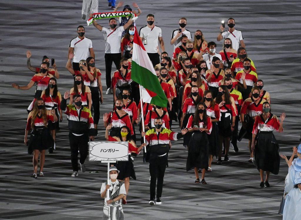 Tokio 2020: Ungarische Sportler der Superlative post's picture