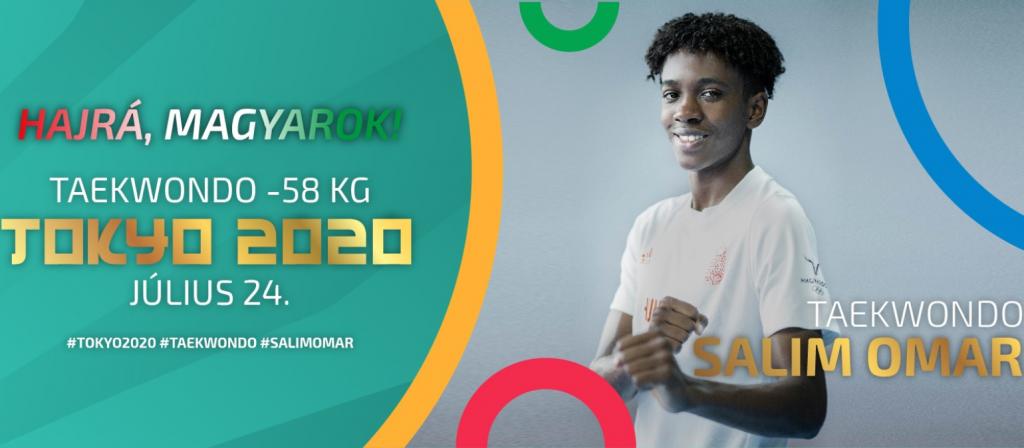 Ibrahimovics Favorit hat erstes ungarisches Gold in Taekwondo im Blick post's picture