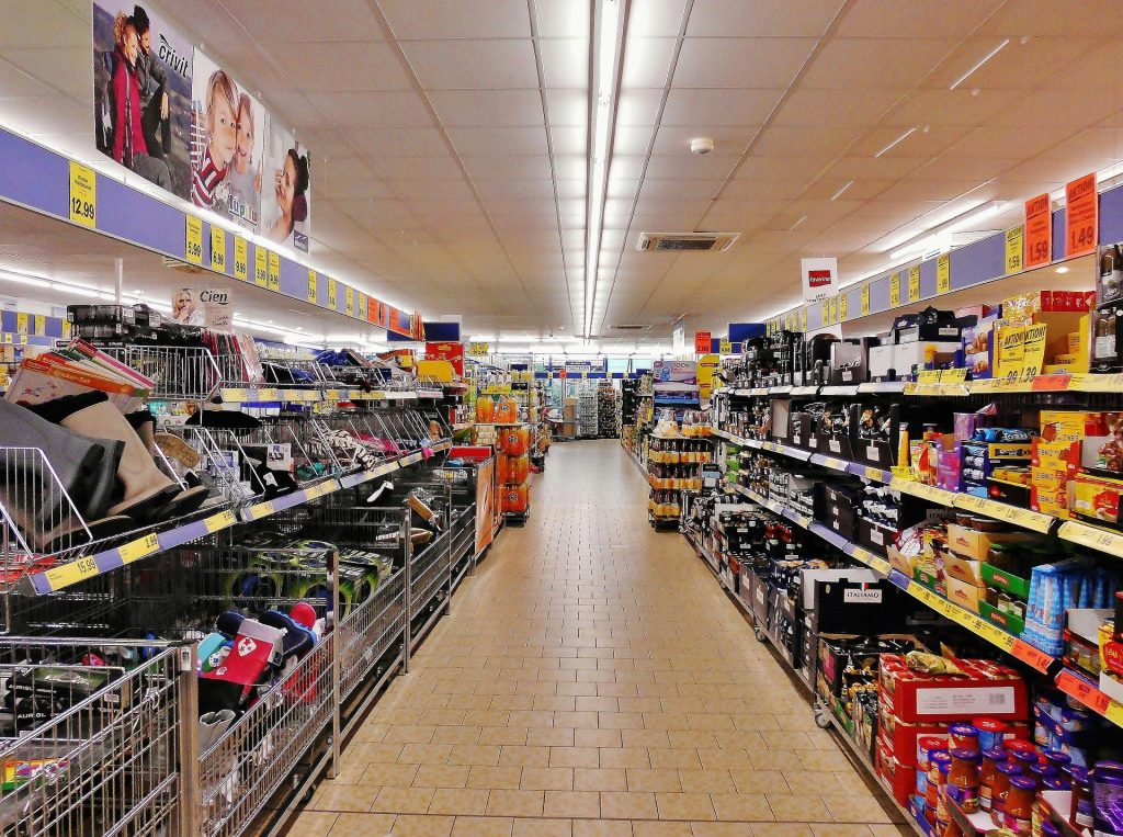 Studie: Ein Viertel der Lebensmittel haben in Österreich und Ungarn unterschiedliche Qualität post's picture