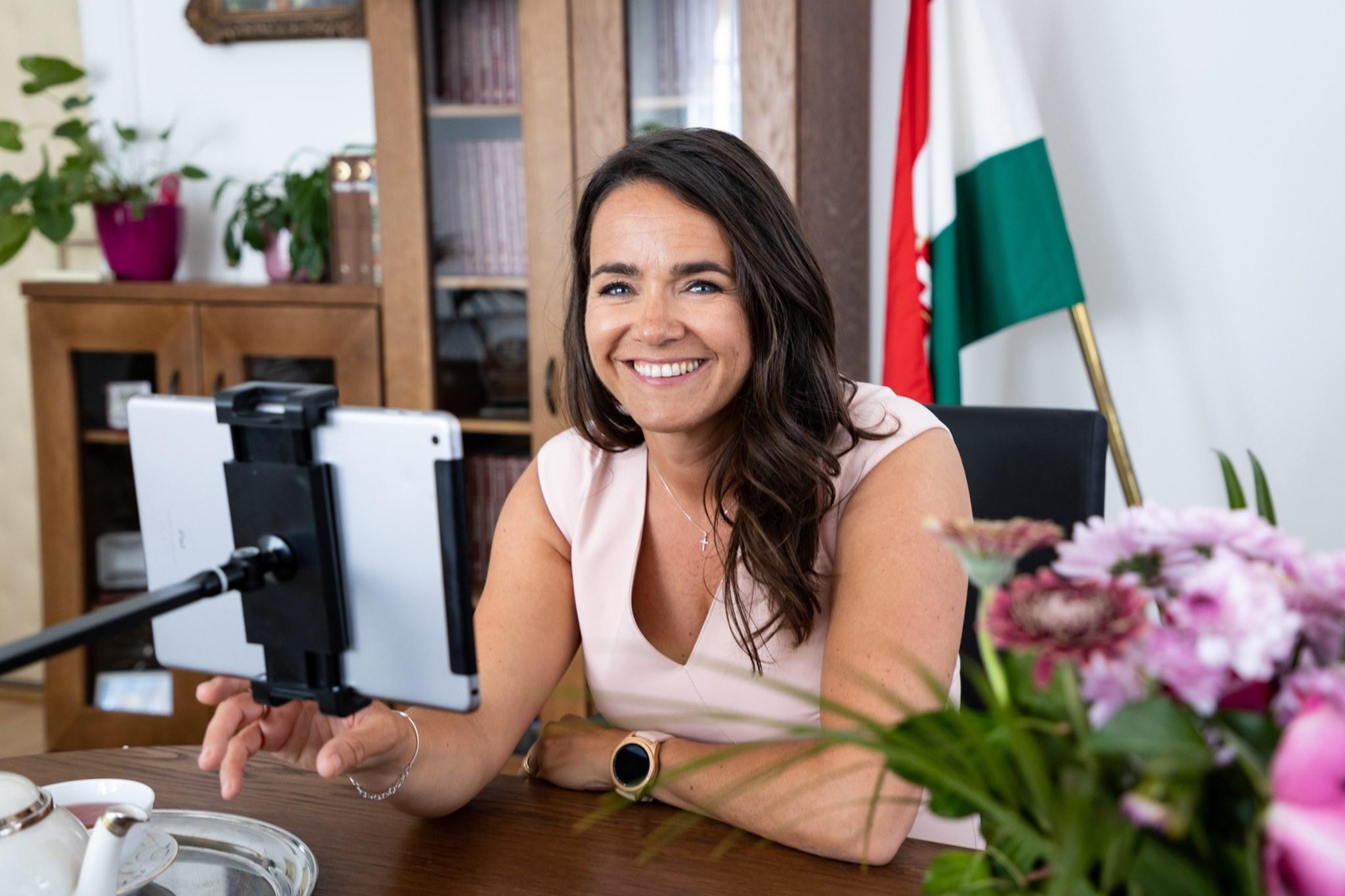 Katalin Novák: Staatliche Regelung erleichtert Hypotheken von 30 000 Familien