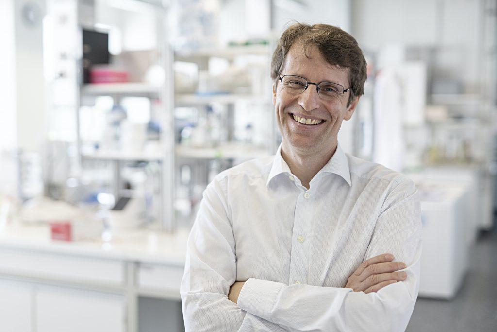 """""""Den Vollblinden die Sehkraft zurückgeben"""" – Interview mit Dr. Botond Roska post's picture"""