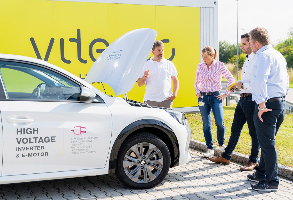 "Deutsches Unternehmen ""Vitesco Technologies"" baut 47 Mrd. Forint teures Werk in Debrecen post's picture"