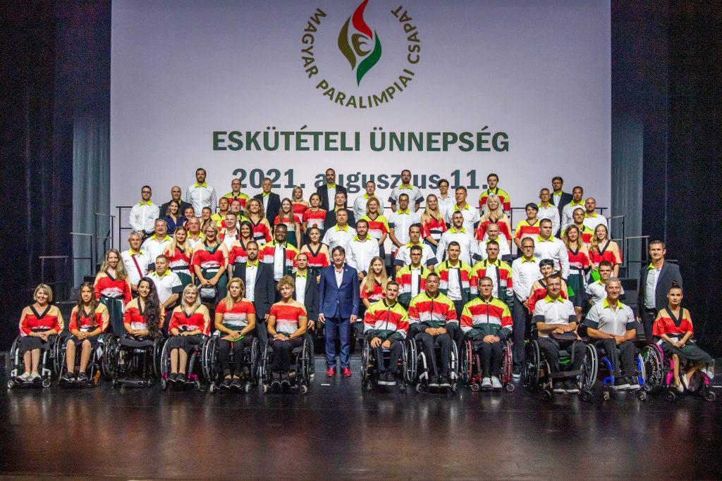 Paralympische Spiele beginnen: Mindestens 15 ungarische Medaillen erwartet post's picture