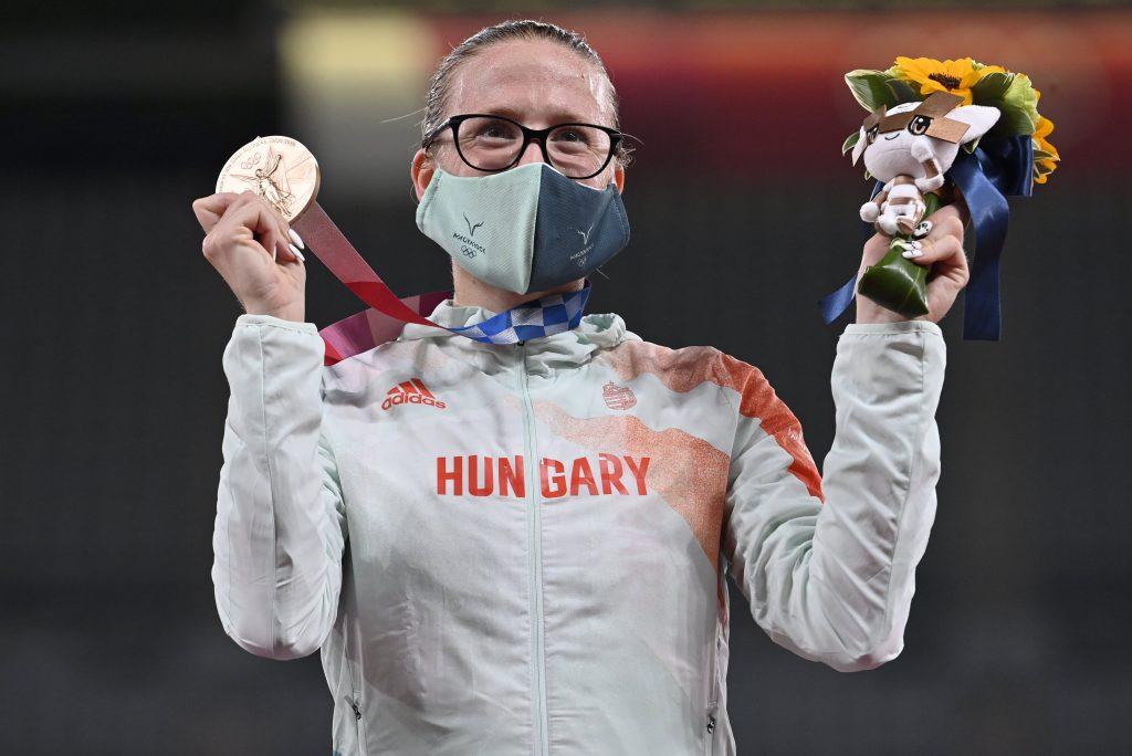 Tokio 2020: Sarolta Kovács holt die Bronzemedaille für Ungarn im Modernen Fünfkampf der Frauen post's picture