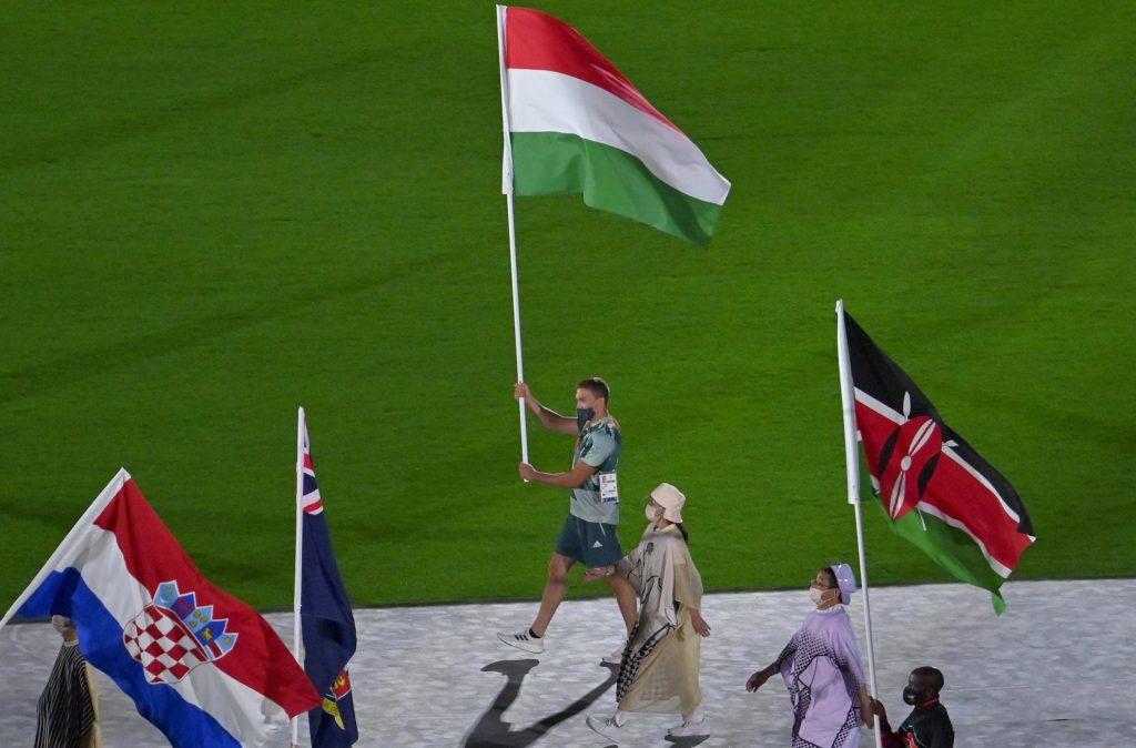 Tokio 2020: Erfolgreichste Olympiade für Ungarn seit 25 Jahren! post's picture