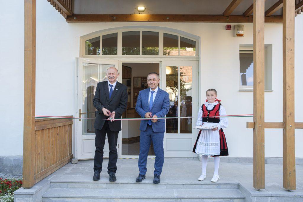 Gedenkstätte für Szekler Grenzsoldaten eingeweiht post's picture