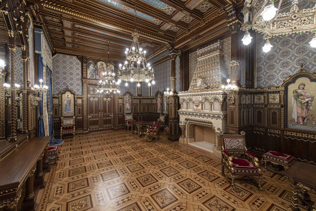 Stephansaal des Königlichen Palastes erlangt seinen früheren Glanz wieder – FOTOS! post's picture