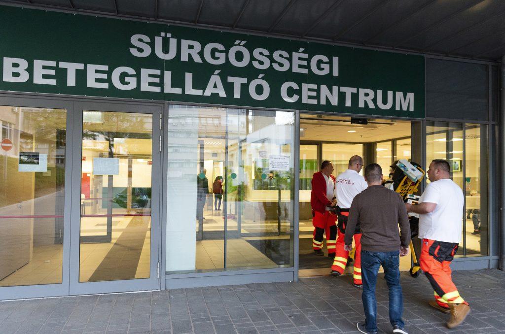 DK: Warum wird die Notaufnahme des Honvéd-Spitals zugesperrt sein? post's picture